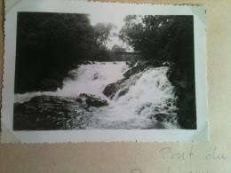 Photo - Cameroun 1953 - Pont Du N'Kam, Route De Nkongsamba à Bafang - Africa