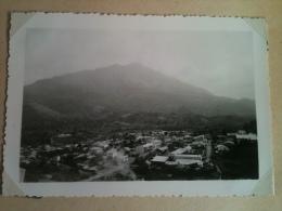 Photo - Cameroun 1953 - NKongsamba, Vue Prise Du Clocher De La Mission, Au Fond Le Manengouba - Africa