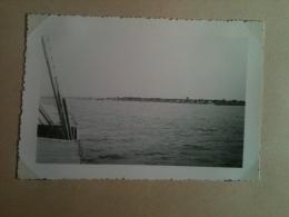 Photo - Cameroun 1953 - Vue Prise Du Bâteau Le Paul Leferme - Africa