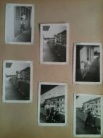 Photo - Cameroun 1953 - Douala, 6 Photographies Sur Le Balcon D'un Appartement De L'Immeuble Hersent - Africa