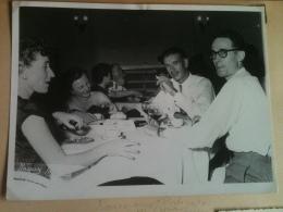 Photo - Cameroun 1953 - Douala,  Restaurant Les Portiques, Maguy Merckel Reportages - Africa