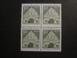 Berlin Nr. 274 Viererblock Postfrisch**  (B21) - Neufs