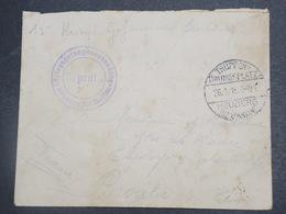 ALLEMAGNE - Enveloppe En Feldpost Pour La France En 1916 - L 15156 - Germany