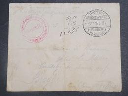 ALLEMAGNE - Enveloppe En Feldpost Pour La France En 1915 - L 15157 - Germany