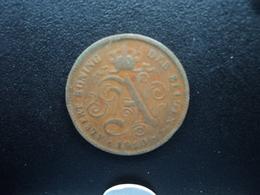 BELGIQUE : 2 CENTIMES  1910  KM 65   TTB - 1909-1934: Albert I