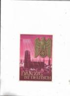 Propagandakarte /Danzig Ist Deutsch! - Deutschland