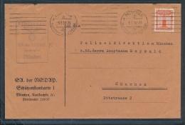 D.-Reich  Dienstbrief Der NSDAP   (ze7943  ) Siehe Scan - Deutschland