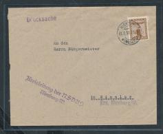 D.-Reich  Dienstbrief Der NSDAP   (ze7983  ) Siehe Scan - Deutschland
