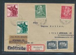 D.-Reich  R.-Brief München ....   (ze7977  ) Siehe Scan - Deutschland