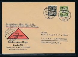 D.-Reich  Nachnahme-Beleg ....   (ze7976  ) Siehe Scan - Deutschland
