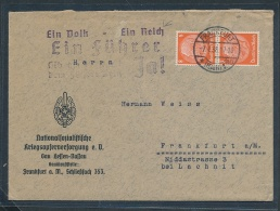 D.-Reich Stempel  -Beleg ....   (ze7975  ) Siehe Scan - Deutschland