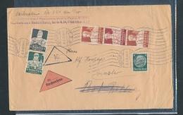 D.-Reich Nachnahme-Beleg ....   (ze8041 ) Siehe Scan - Deutschland