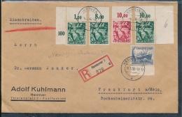 D.-Reich Hannover -Beleg ....   (ze8040 ) Siehe Scan - Deutschland