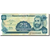 Billet, Nicaragua, 25 Centavos, 1990-1992, Undated (1991), KM:170a, NEUF - Nicaragua