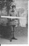 29/08/1924 Algérie Portrait Soldat Français 36ème R.A.C Régiment D'artillerie Coloniale 1 Carte Photo Armée D'afrique - War, Military