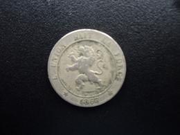 BELGIQUE : 5 CENTIMES  1863  KM 21   TTB - 1865-1909: Leopold II