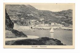 BONASSOLA - PANORAMA  VIAGGIATA FP - La Spezia