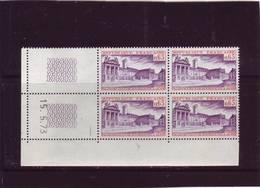N° 1757 - 0,65F Ducs De BOURGOGNE - 1° Tirage Du 12.5.73 Au 22.5.73 - 15.05.1973 (1 Trait) - Dated Corners