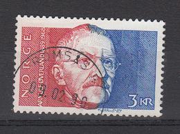 NOORWEGEN - Michel - 1989 - Nr 1031 - Gest/Obl/Us - Norway