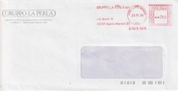 GRUPPO LA PERLA - QUARTO INFERIORE (BO) - Anno 1996 - Machine Stamps (ATM)