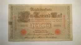 Lot De 10  Billets De Banque ALLEMAGNE  Marks / Reichsbanknote - [ 3] 1918-1933 : Repubblica  Di Weimar