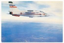 ORAO - Yugoslavia RV Army , Aircraft , Old Postcard - 1946-....: Modern Era