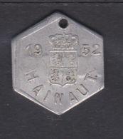 Province De Hainaut 1952 - Au Dos N°70978 - Belgique