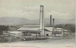 LA REUNION - Etablissement Sucrier Du Gol, Près De St-LOUIS - La Réunion