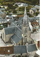 22 - LANVOLLON - Vue Aérienne De L'Eglise - Lanvollon