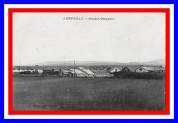 CPA MILITARIA.  AMBRONAY (01). Station- Magasin...H448 - Autres Communes