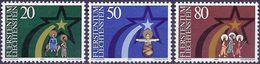 Liechtenstein 1983 - Christmas ( Mi 831/33 - YT 772/74 ) MNH** Complete Series - Liechtenstein