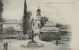 LA REUNION - St-LOUIS - Vue Prise De La Mairie - La Réunion
