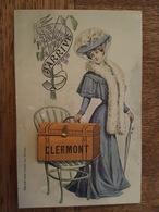 J'arrive à Clermont - Carte à Système - Clermont