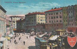 Trieste - Piazza Garibaldi - Trieste