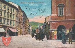 Trieste - Via Giosué Carducci - Trieste