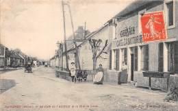 02 - AISNE / Sissonne - 023256 - Le Café De L'abattoir - Sissonne