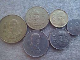 Mexico  10 - 100 Pesos  1985-88 - Mexico