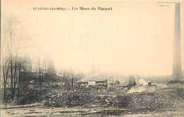 - Allier -ref-B903- Buxieres Les Mines - Mines De Plamort - Mine - Mineurs - Metiers - Carte Bon Etat - - Frankrijk