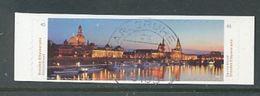 GERMANY  Mi.Nr. 3073-3074 Blick über Die Elbe Auf Die Historische Innenstadt Dresdens   - Used - BRD