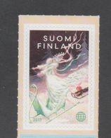 FINLAND, 2017, MNH, CHILDREN, STORIES, H.C. ANDERSEN, SNOWQUEEN,1v - Fairy Tales, Popular Stories & Legends