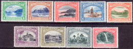 TRINIDAD & TOBAGO 1935 SG #230-38 MLH Compl.set CV £70 - Trinidad & Tobago (1962-...)