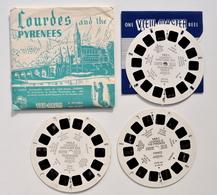 VIEW-MASTER : Lourdes And The Pyrénées - Année 1956 - Visionneuses Stéréoscopiques