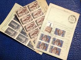 Ordre De Réexpédition / 1969 1970 1972  / Lot De 3 Pc - Marcofilia (sobres)
