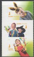 FINLAND, 2018, MNH, CHILDREN, EASTER, 3v - Easter