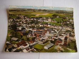 Cpa 1972 , Forchies La Marche , Panorama Aérien - Belgique
