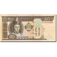 Billet, Mongolie, 50 Tugrik, 2000-2003, 2000, KM:64a, NEUF - Mongolia