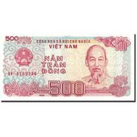Billet, Viet Nam, 500 D<ox>ng, 1987-1988, 1988, KM:101b, NEUF - Vietnam