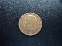 BELGIQUE : 20 CENTIMES  1957  KM 146    SUP - 01. 20 Centimes