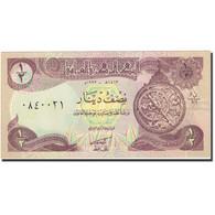 Billet, Iraq, 1/2 Dinar, 1992-1993, 1993, KM:78b, NEUF - Iraq