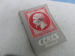 Catalogue Timbre Ceres 1986 Philatelie - France